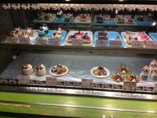 Fun cakes and sweet treats at NamjaTown